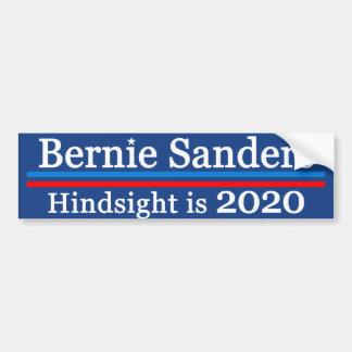 La retrospección de las chorreadoras de Bernie es Pegatina Para Coche