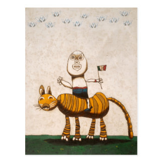 La Rifa del Tigre Postal