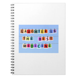 La risa es la mejor medicina libros de apuntes con espiral