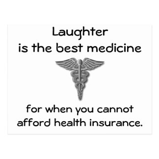 La risa es la mejor medicina para cuando usted 02 postal
