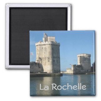 La Rochelle Imán Cuadrado