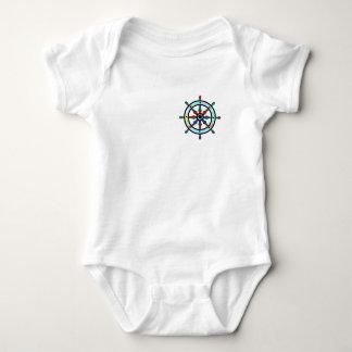 La rueda de las naves body para bebé
