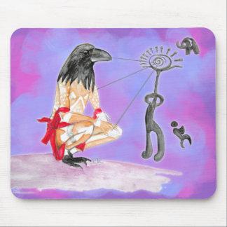 La sabiduría es comunión sagrada alfombrillas de ratones
