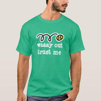 La salida divertida de la cita de la camisa el |