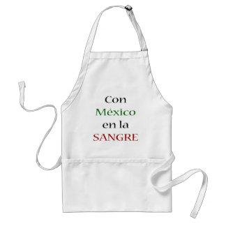La Sangre del En de México de la estafa Delantal