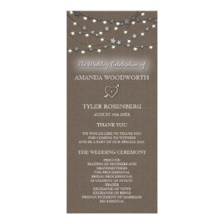 La secuencia de la estrella de la arpillera tarjetas publicitarias personalizadas