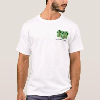 La selva #2 de Jason Camiseta