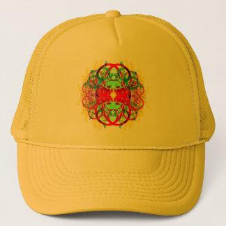 La sensación de Rasta Mellow el gorra