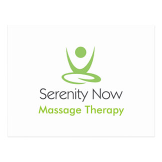 La serenidad ahora da masajes a terapia postal