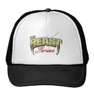 La serie de la bestia gorras de camionero
