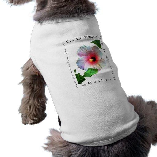 La serie del artista del MUSEO por el jGibney Hibi Camiseta De Perrito