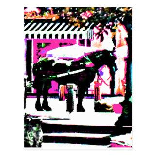 La serie del artista del MUSEO por el jGibney Tarjeta Postal