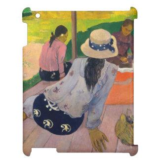 La siesta de las mujeres Tahití de Paul Gauguin