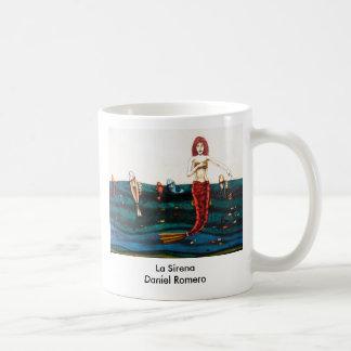 La Sirena Taza