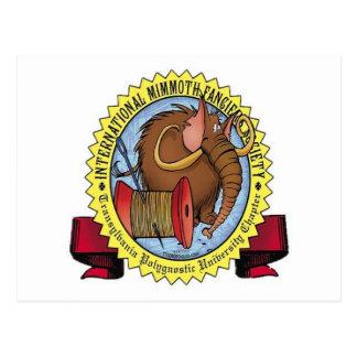 La sociedad del Fancier de Mimmoth Tarjetas Postales