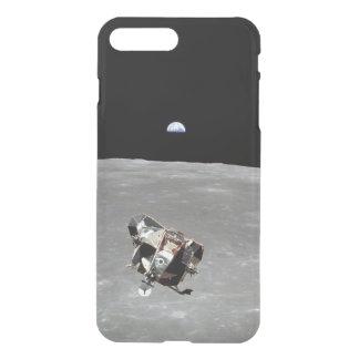 La subida de Eagle de la misión de la luna de Funda Para iPhone 8 Plus/7 Plus