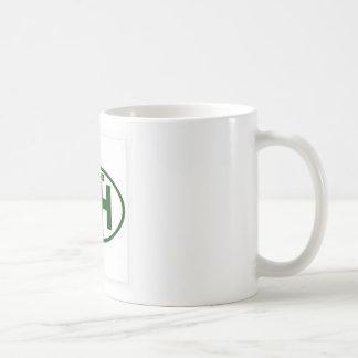 La tarifa viva de New Hampshire o muere Taza De Café