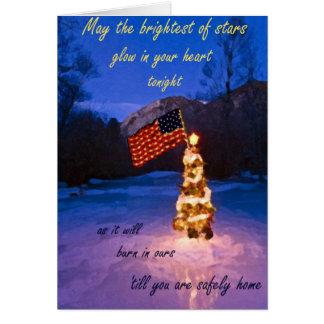 La tarjeta de Navidad más brillante de las