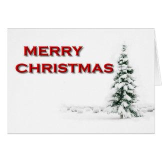 La tarjeta de Navidad por Gary Revel