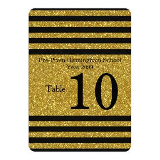 La tarjeta del asiento, tarjeta del lugar, lista invitación 12,7 x 17,8 cm