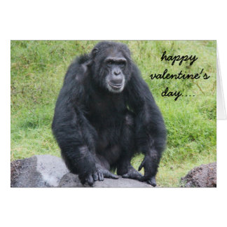 ¡La tarjeta del día de San Valentín divertida del