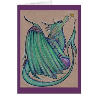 La tarjeta del dragón del jade por Renee L. Lavoie