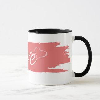 La taza 11oz Pink2 del amor por Zazz_it