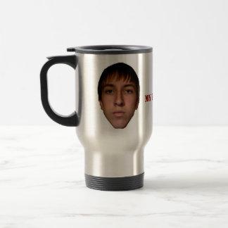 La taza de 2010 viajes, mi nombre es Duncan