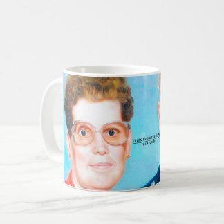 La taza de café de los separadores