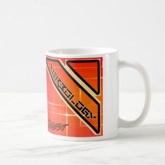 La taza de café del RESUMEN del funcionario