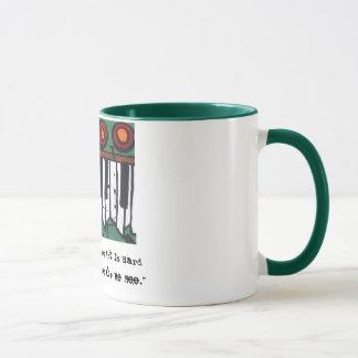 La taza de café fea del órgano (versión 3)