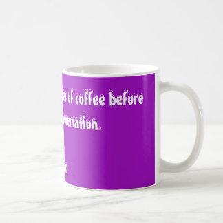 La taza de café para Introverts y los noctámbulos