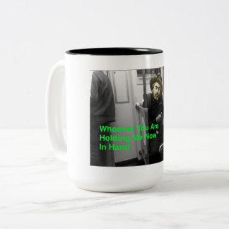 La taza de café Poste-Digital de Walt Whitman