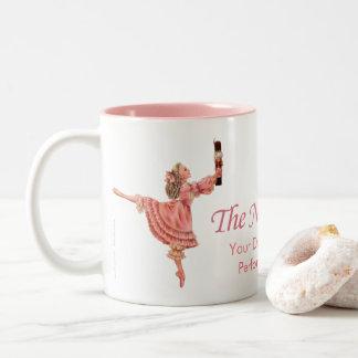 La taza de Clara del ballet del cascanueces