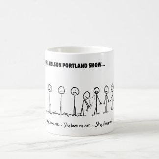 La taza de la demostración de Nelson Portland