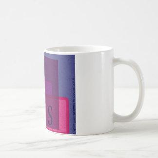 Taza De Café La taza de la letra S