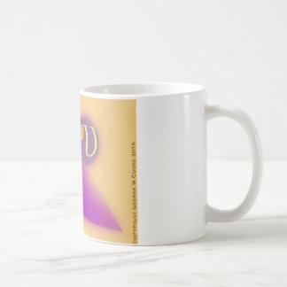 Taza De Café La taza de la letra U