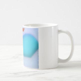 Taza De Café La taza de la letra W