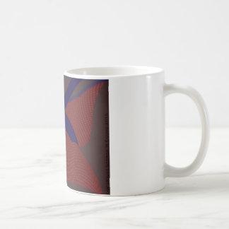 Taza De Café La taza de la letra X