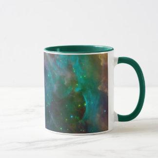 La taza de la nebulosa de Orión