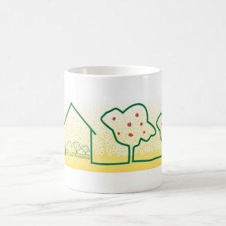 La taza de no. 2 del taller de la sidra