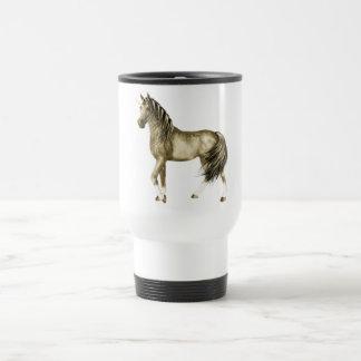 la taza de oro del unicornio