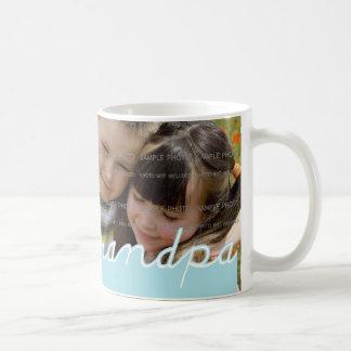 """La taza del abuelo del día de padre """"amamos"""" con"""