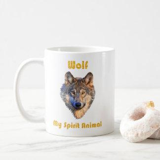 La taza del alcohol del lobo/el lobo asalta/el