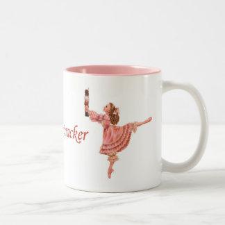 La taza del ballet del cascanueces