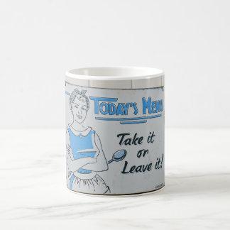 La taza del cocinero verdadero