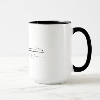 La taza del coffe de la pandilla