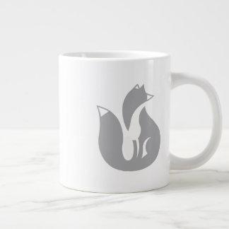 La taza del Fox gris