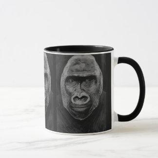 La taza del gorila