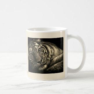 La taza del vigilante